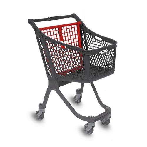 B75 Basket Trolley