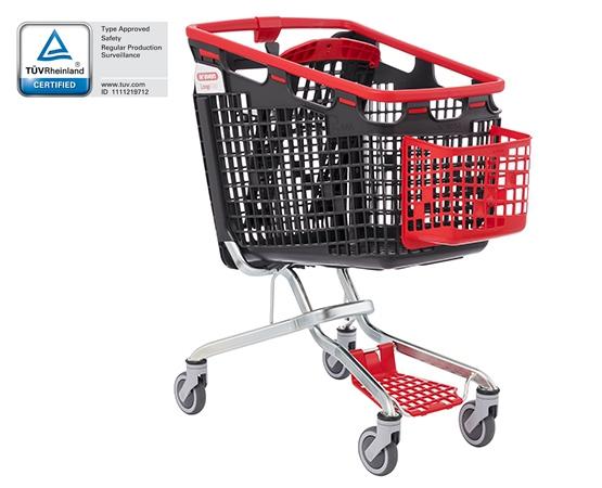 Shopping Cart LOOP 170 L.